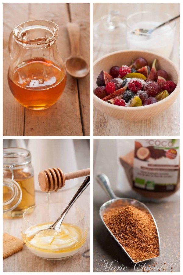 miel d'acacia sucre