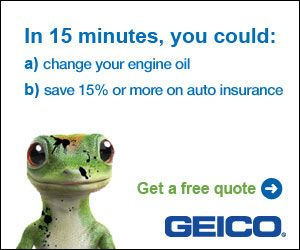 Geico Ads Google Search Ads Free Quotes Car Insurance