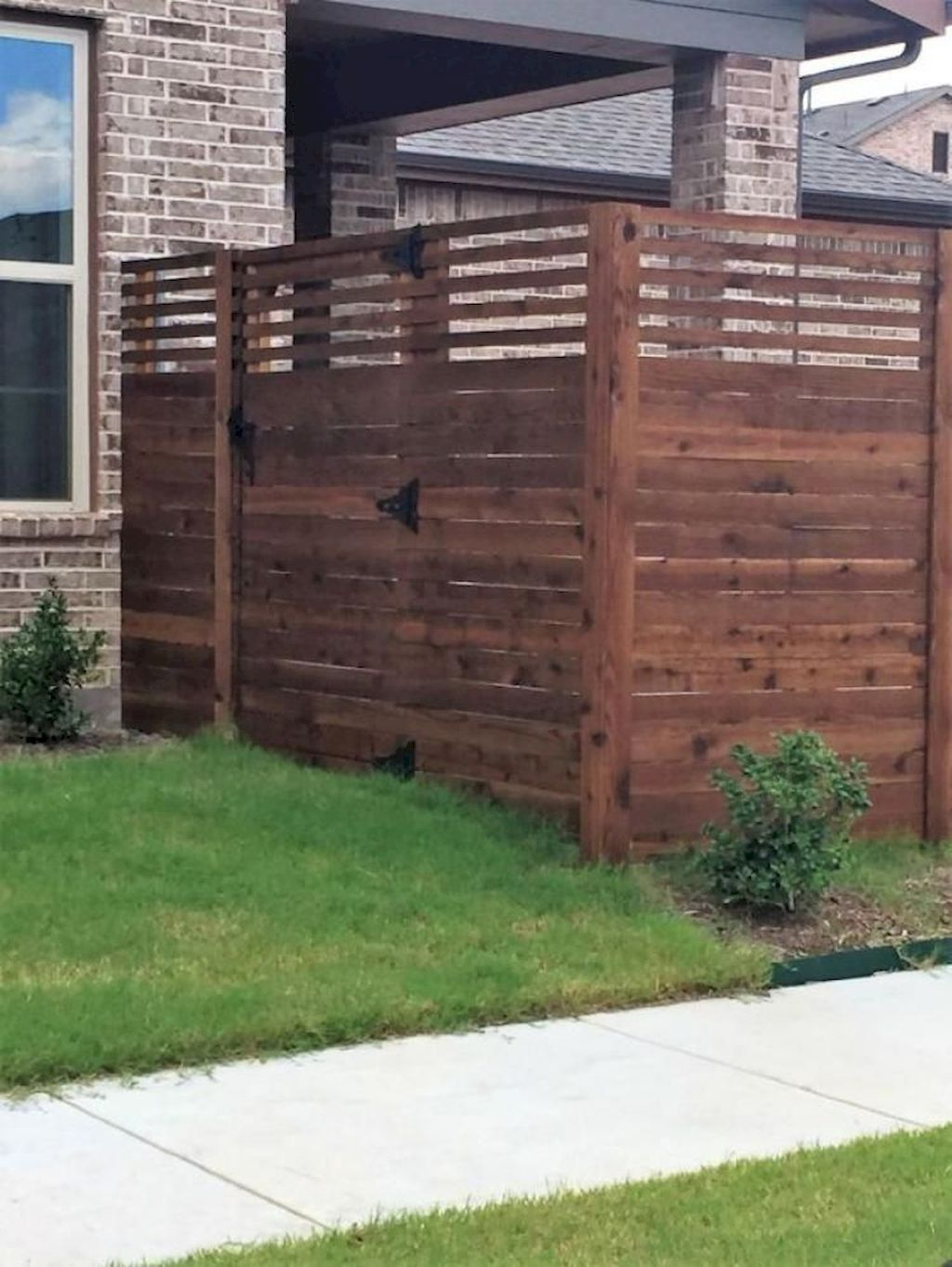 70 Diy Cheap Privacy Fence Design Ideas Cloture Jardin Bois