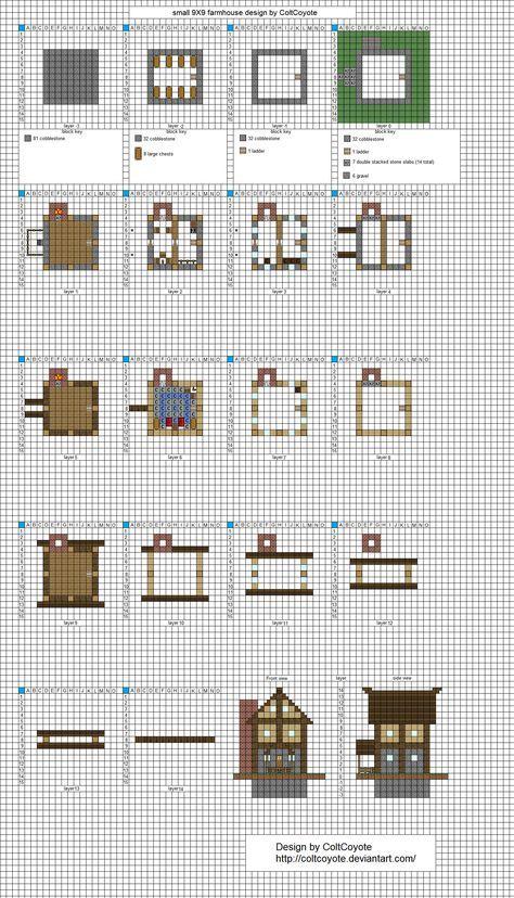 prototype_floorplan_layout_mk2_wip_by_coltcoyote-d8pjnkf.jpg (1424×2488)   Maison minecraft ...