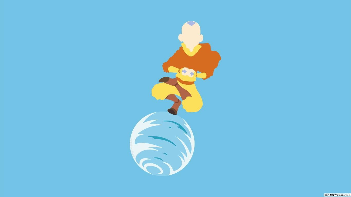 Aang Avatar The Last Airbender Wallpaper High Definition Avatar The Last Airbender The Last Airbender Avatar The Last Airbender Art