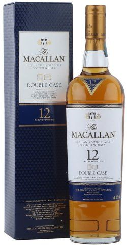 The Macallan 12 Year Old Double Cask Macallan Whisky