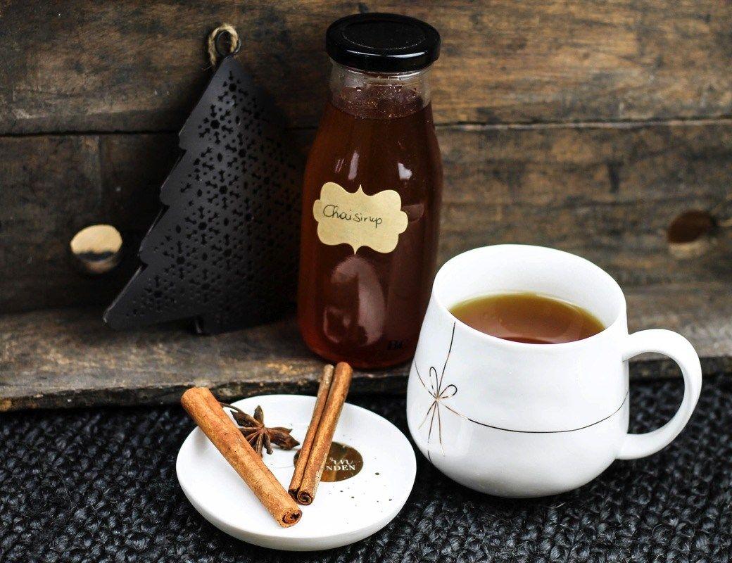 Weihnachtlicher Chaisirup Nelkenpulver Rezepte Und Kochkurs