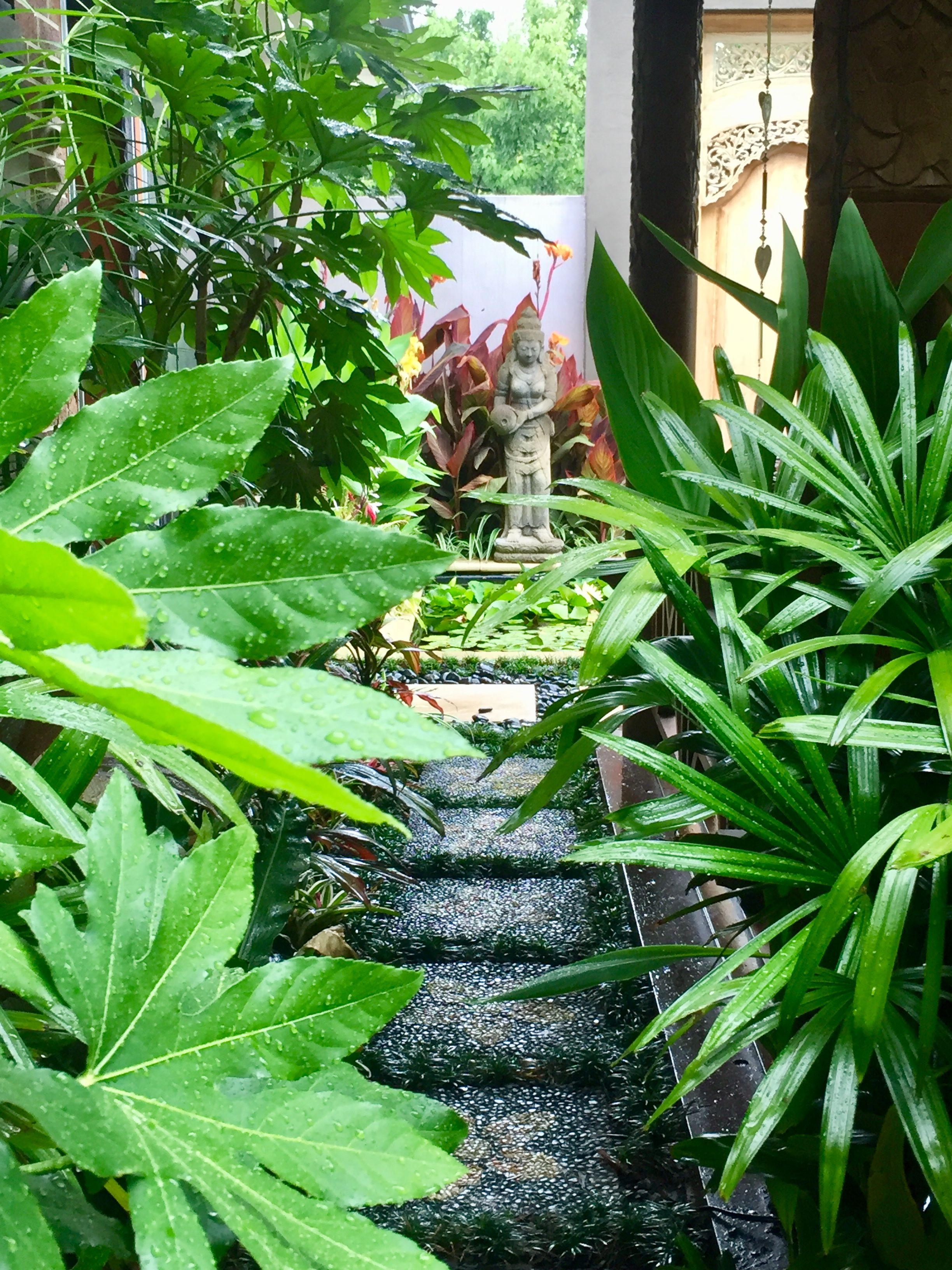 Bali in Melbourne | Gardens, Porches and Courtyards | Pinterest ...
