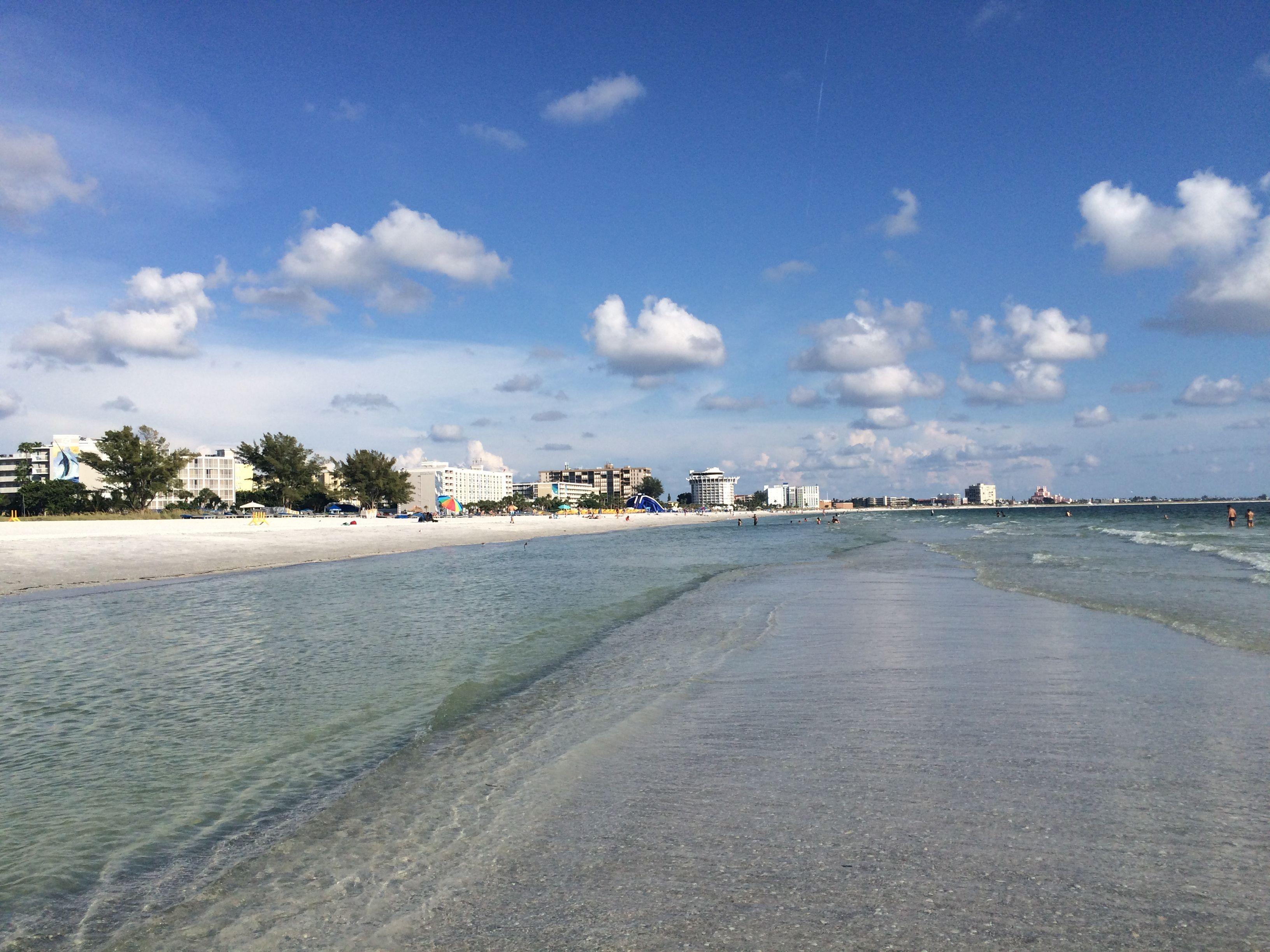 St Pete Beach Sandbar