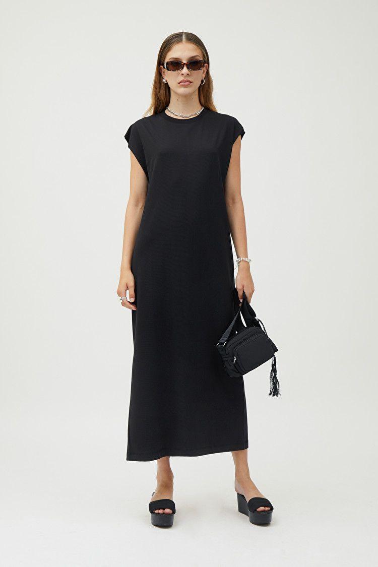 Lia Dress - White - Dresses & Jumpsuits - Weekday GB
