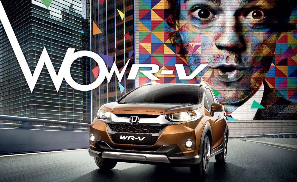 HondaWRVFront View (With images) Honda, Car, Honda cars