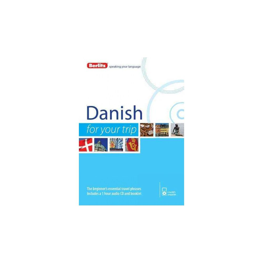 Berlitz Danish for Your Trip ( For Your Trip) (Bilingual) (Mixed media product)