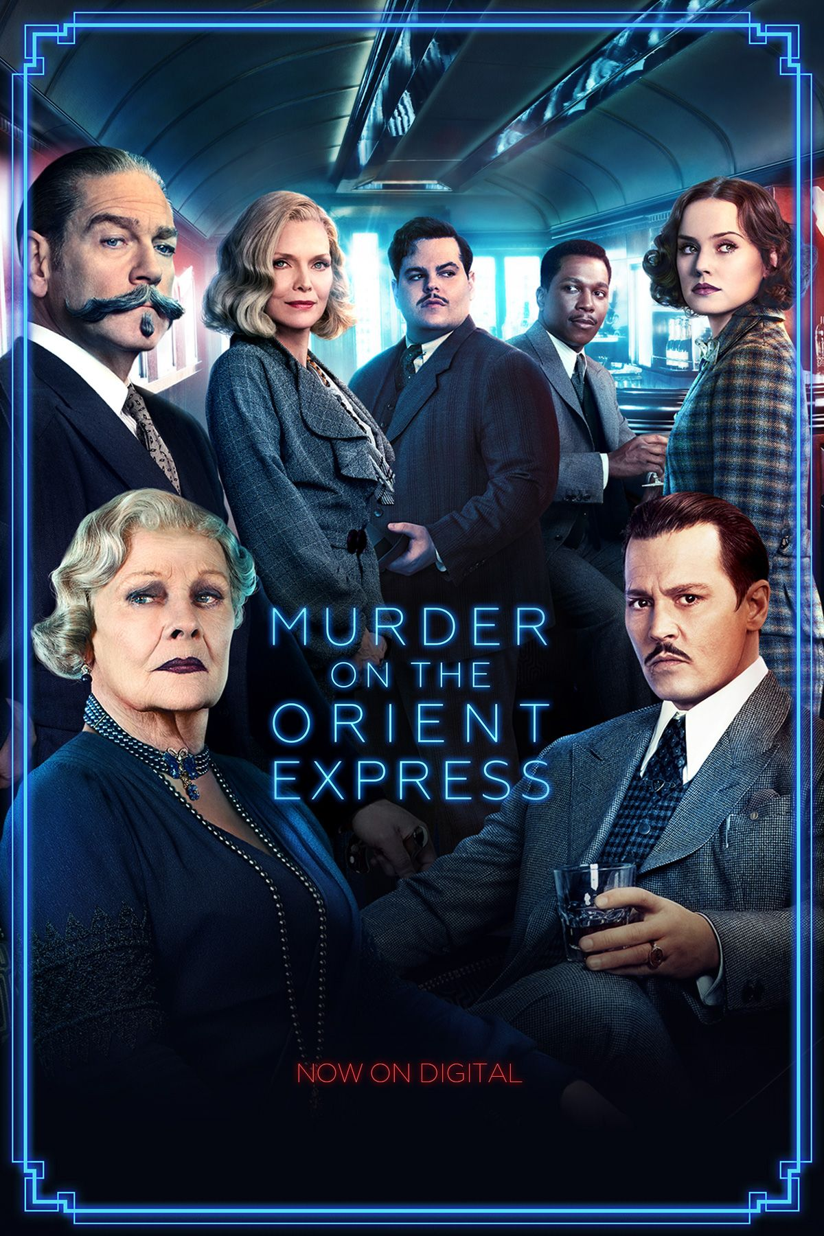 Agatha Christie's classic comes to life  Murder on the Orient