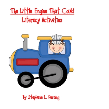 The Little Engine That Could Literacy Activities Literacy