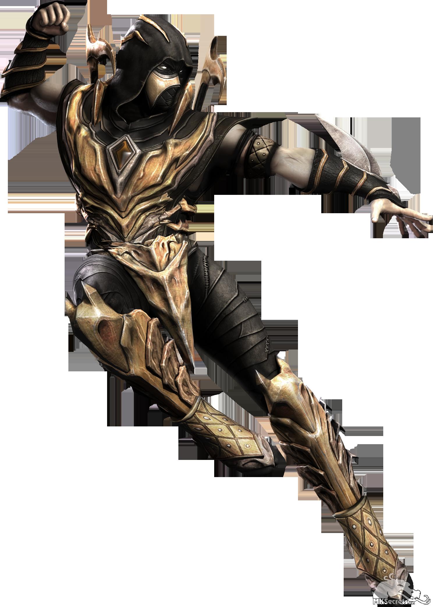 Mortal Kombat's Scorpion Injustice costume. This is my