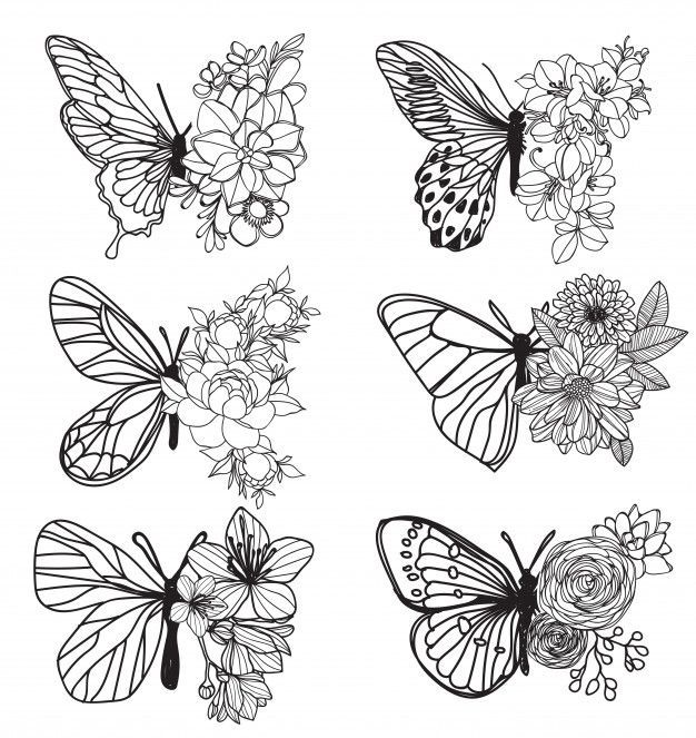 Photo of 45 Wonderful Butterfly Tattoo Ideas For Tattoo Lovers – Page 10 of 99 – CoCohots