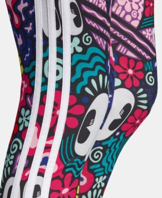 7c2f4d2ee0a adidas Adicolor Cotton Printed Leggings en 2019 | Products | Printed ...