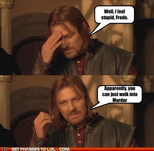 Best Boromir Memes Ever Sean Bean Fans The Hobbit Legends Of The Hidden Temple Lord Of The Rings