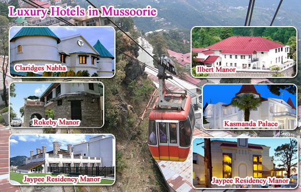 Enjoy Your Visit At Luxury Hotels In Mussoorie Visit Here For