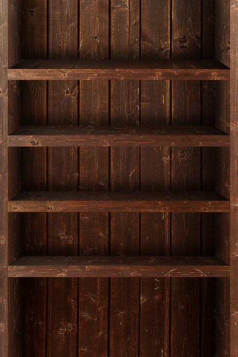 Iphone Bookshelves House Your Desktop Icons Neatly Wallpaper Shelves Wood Iphone Wallpaper Iphone Background