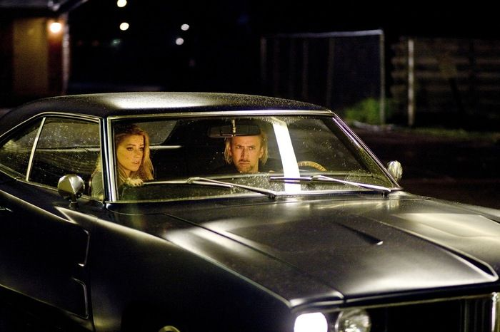 Pictures And Photoes Of Nicolas Cage Still Of Nicolas Cage And Amber Heard In Drive Ang 67188 Jpeg Vidics Ch Drive Angry Nicolas Cage Cars Movie