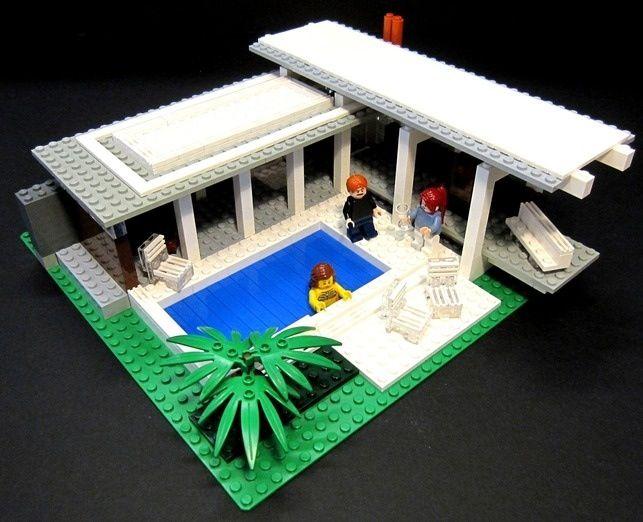 Lego Big House Lego House Lego Design Lego For Kids