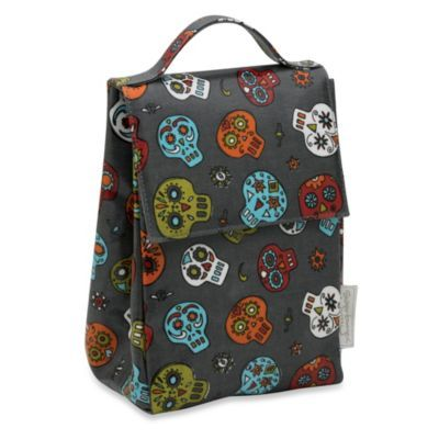 2994c2021a3d Sugarbooger By O.R.E Lunch Sack In Dia De Los Muertos | Products ...