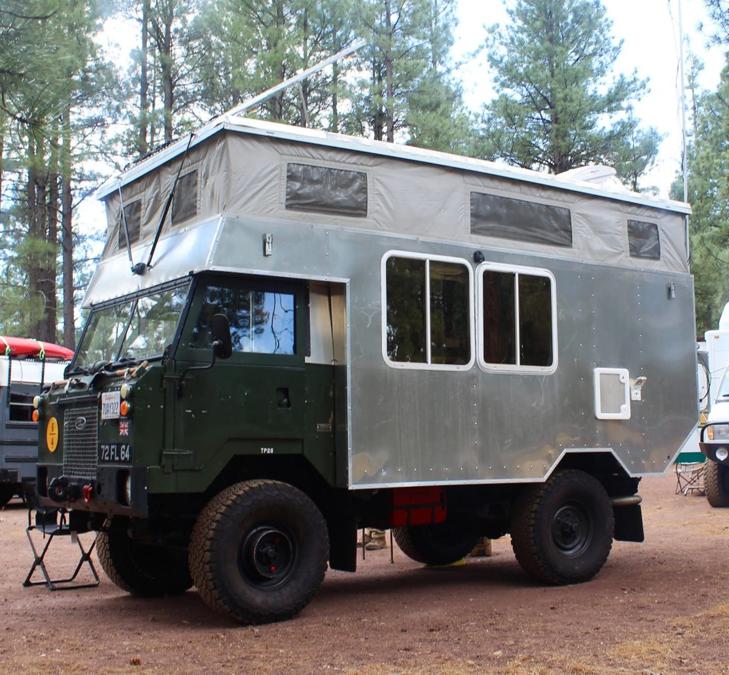 Overland Expo West >> In Photos Pickup Campers Big Rig Motorhomes And Adventure