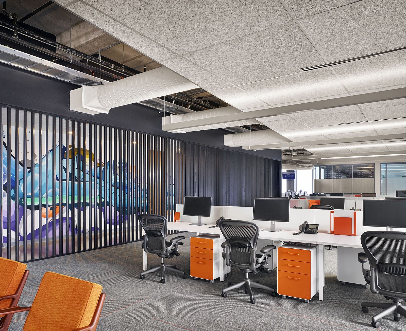 A Tour Of Indeed S Austin Office Expansion Architecture