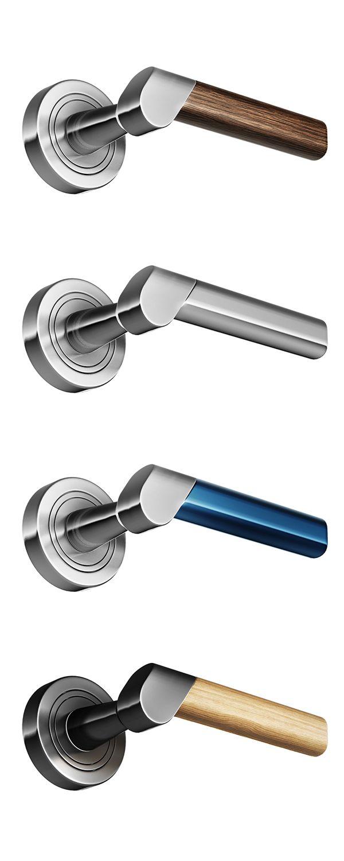 SLICE - door handle | Cool Stuff | Pinterest