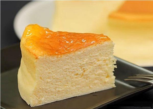 рецепт японского чизкейка