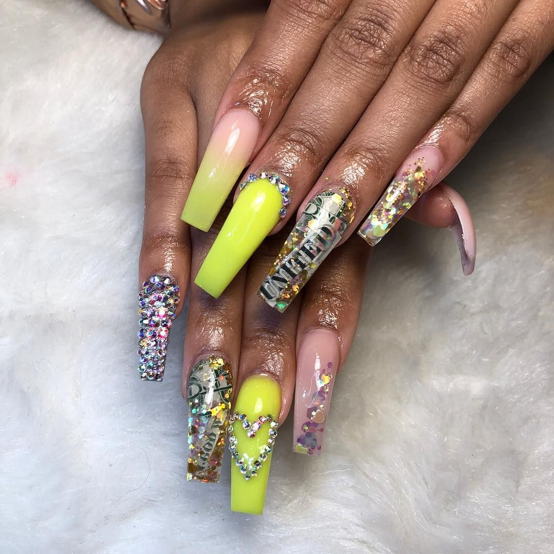 Zay 17 Self Taught On Instagram Another Day Another Slay Nailsofinstagram Nail Nails Naildesigns Pretty Acrylic Nails Nails Acrylic Nails
