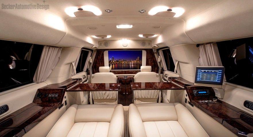 Cadillac Escalade 2018 Luxury Interior Topsspeed Com Pinterest