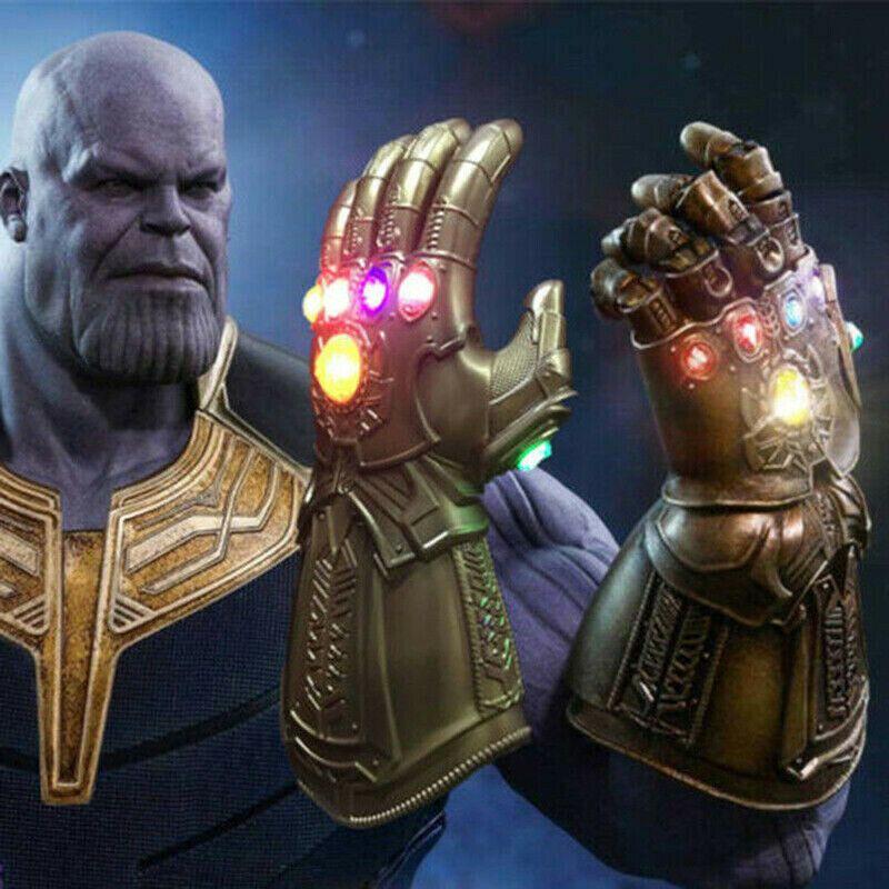 Thanos Infinity Gauntlet Marvel Legends Thanos Gauntlet Gloves Avengers 2018