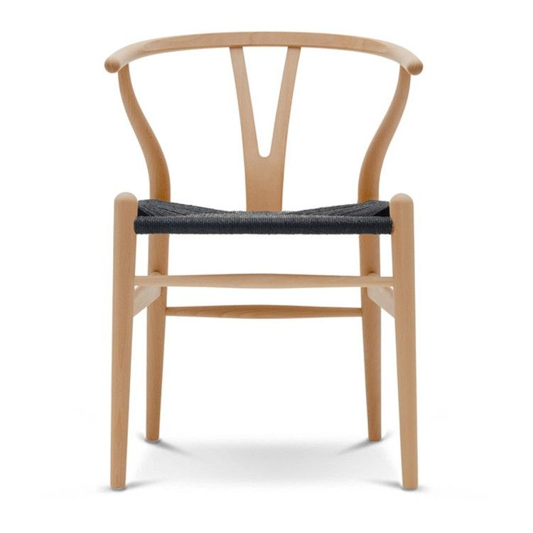 carl hansen ch24 wishbone chair wood pinterest wishbone chair