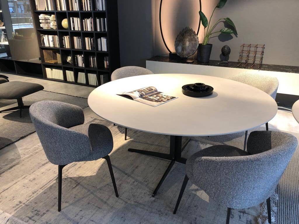 Esstisch Graceland Von Lema Designermobel Koln Graue Esstische
