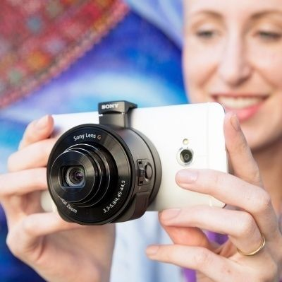 Sony QX10 Smart Lens @ Photojojo