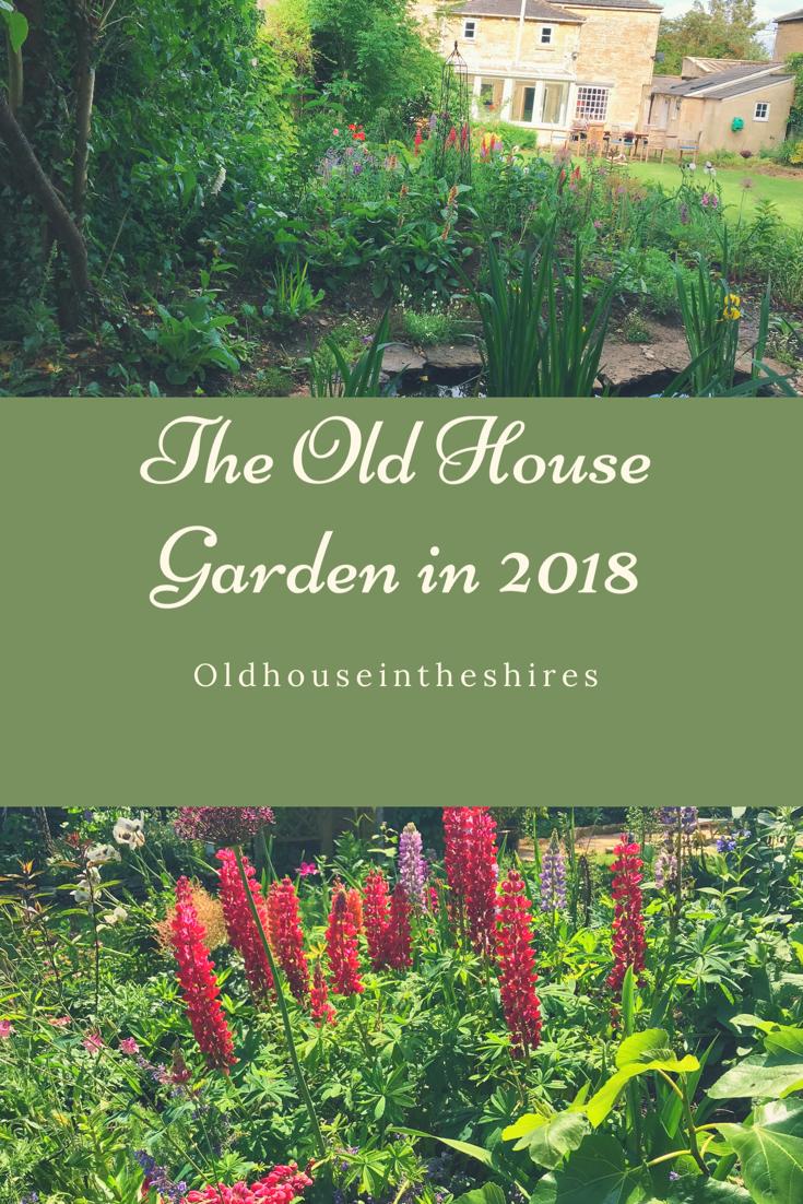 The Old House Garden In 2018 Container Gardening Urban Garden