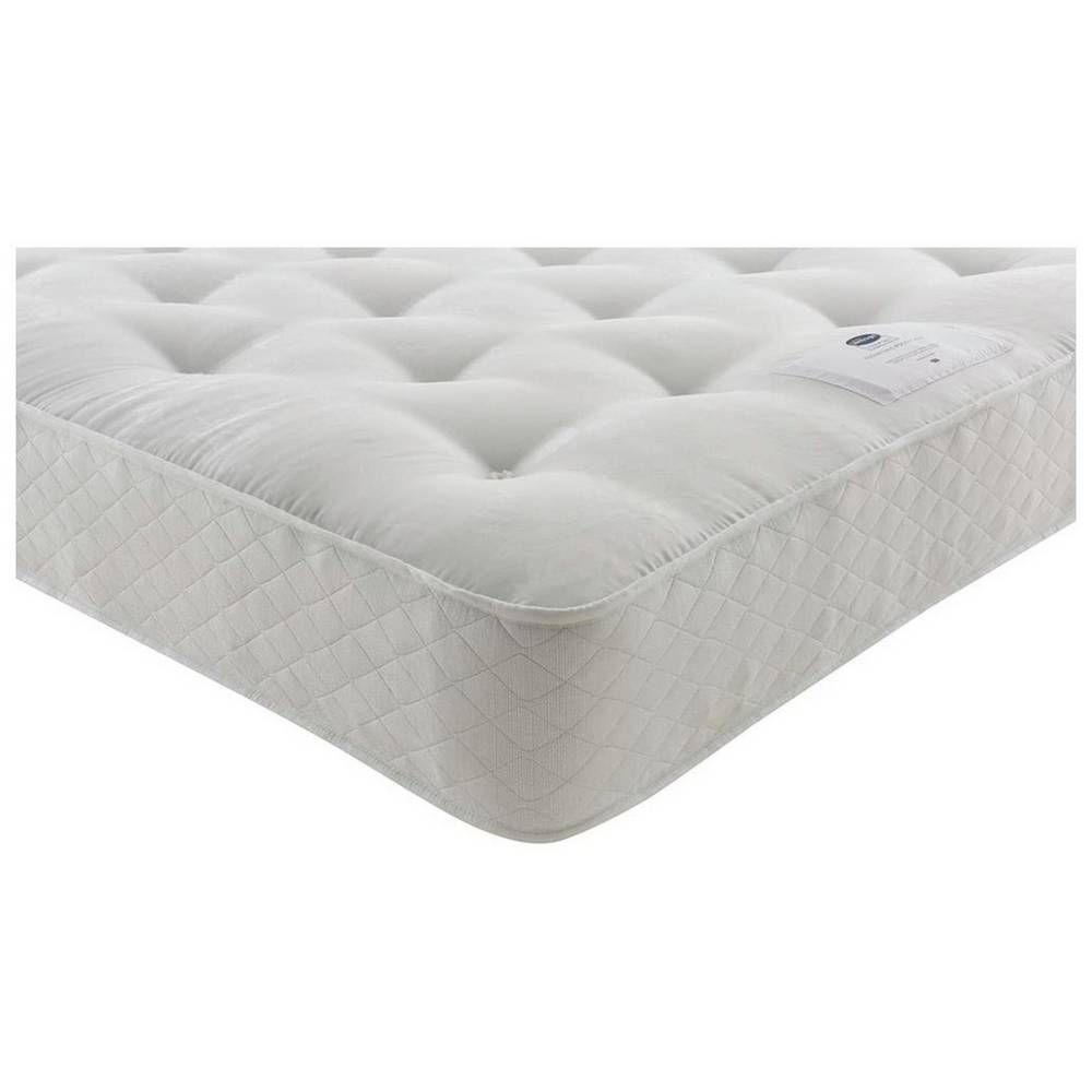 buy popular 1a84d d0837 Silentnight Essentials 600 Pocket Sprung Single Mattress ...