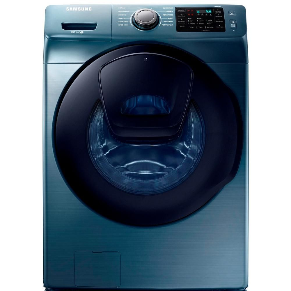 Samsung 4.5 cu. ft. High Efficiency Front Load Washer with AddWash ...