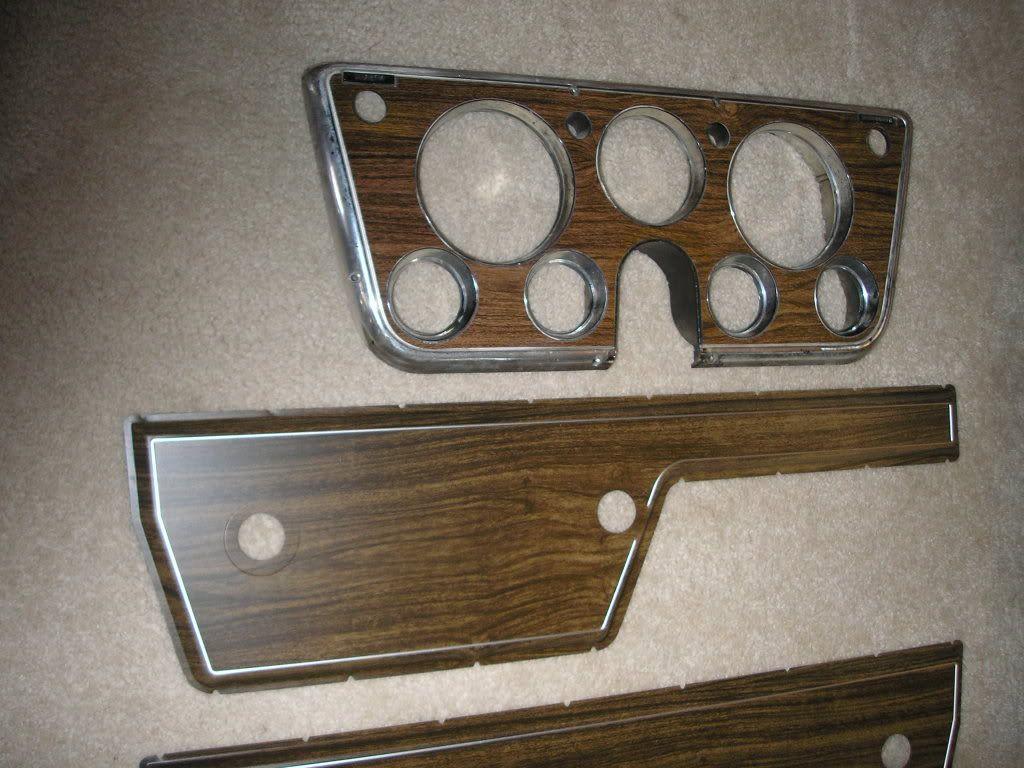 Ks 1972 Cheyenne Super Woodgrain Door Panel Appliques Panel Doors Paneling Wood Grain