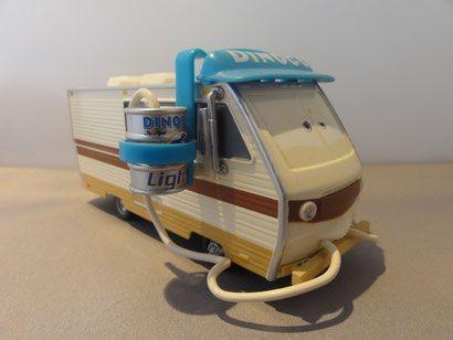 Barney Diesel RV
