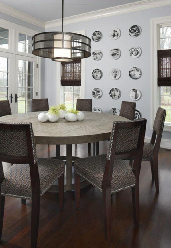 Esszimmer modern gestalten  Esszimmer Modern Gestalten am besten Büro Stühle Home Dekoration Tipps