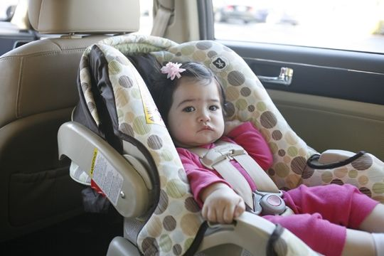 New Crash Tests From Consumer Reports Have Yielded Important And Frankly Pretty Scary Advice For Parents Switch An Infant Car Seat To A