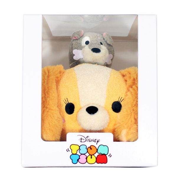 August 2016 Tsum Tsum subscription Lady and the Tramp. Click the pin to order your tsum tsum subscription.