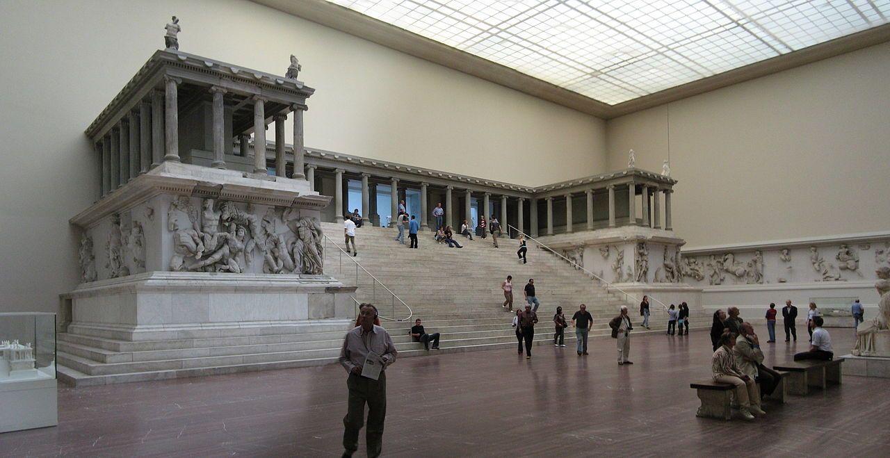 Pergamonmuseum Berlin Museum Berlin Geschichte