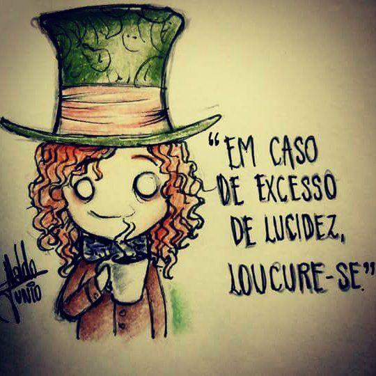 Alice No Pais Das Maravilhas Frases Pesquisa Google Wallpaper