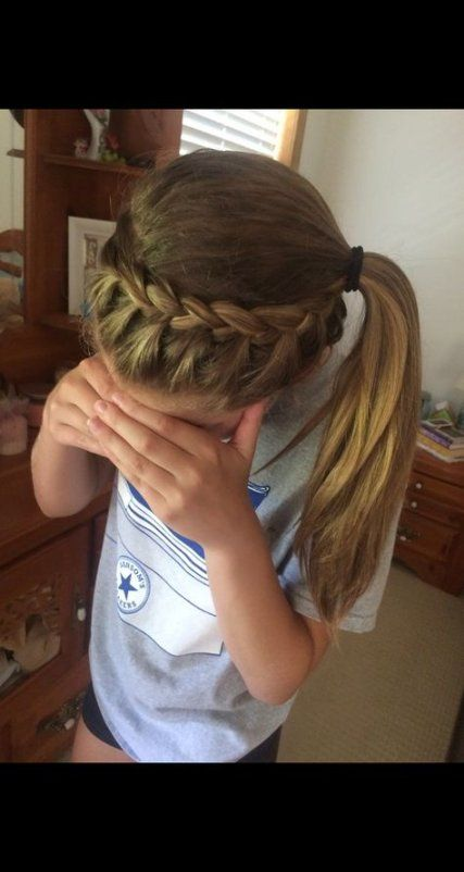 39+ Trendy Sport Hairstyles For Girls Soccer Simple