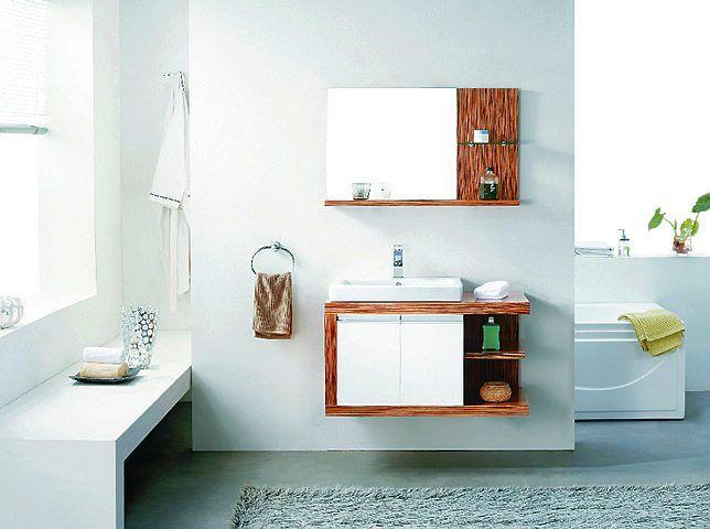 Meuble Salle de bain Design Pas Cher OE 90cm [BBM9060] 399 00