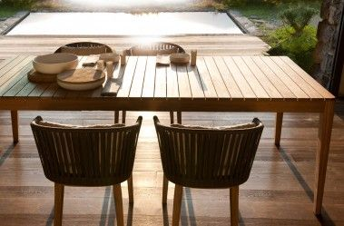 Mood outdoor chair | Tribù