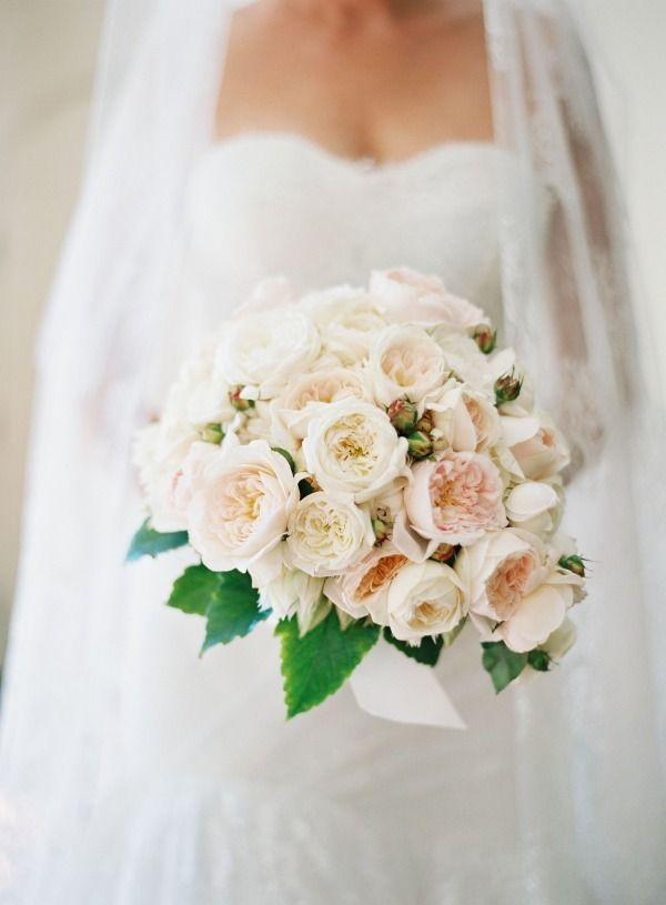 25 bouquets that will convince you to blow your budget on florals garden rose