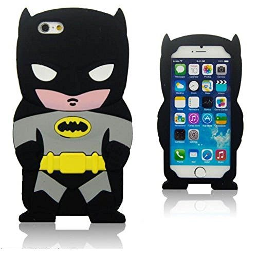 coque silicone iphone 8 batman