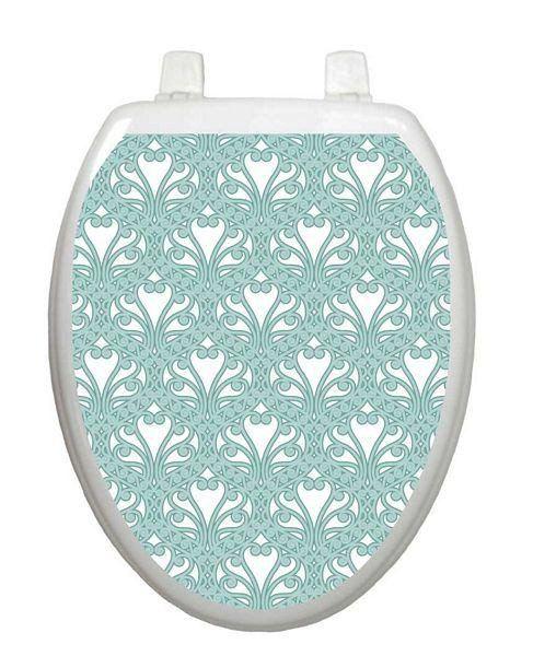 Brilliant Queen Anns Lace Aqua Toilet Tattoo Aqua Bathroom Andrewgaddart Wooden Chair Designs For Living Room Andrewgaddartcom