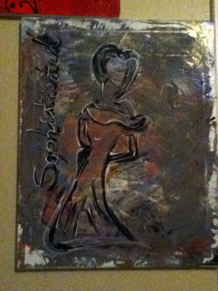 Art piece a friend of mine did